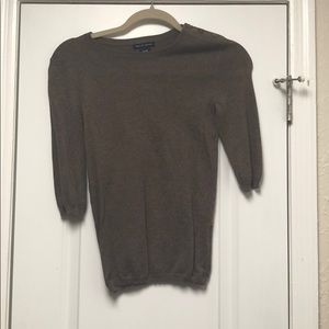 GAP made with cashmere sweater